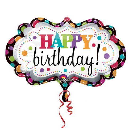 Happy Birthday Supershapes
