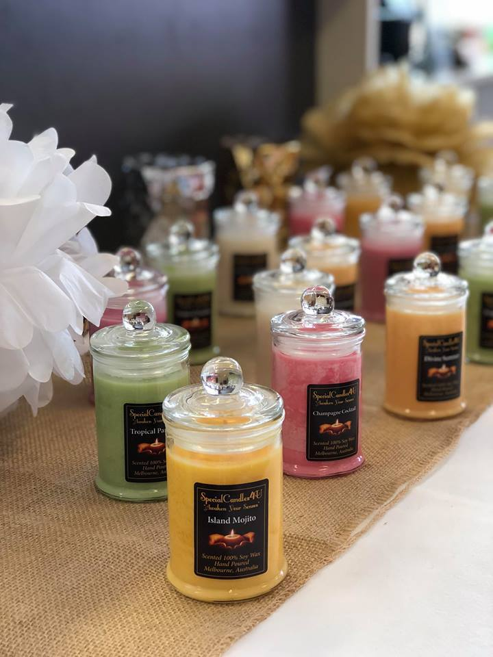 Gift Scented Candles