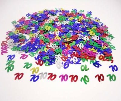 Aged Confetti