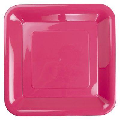 Square Banquet Plate
