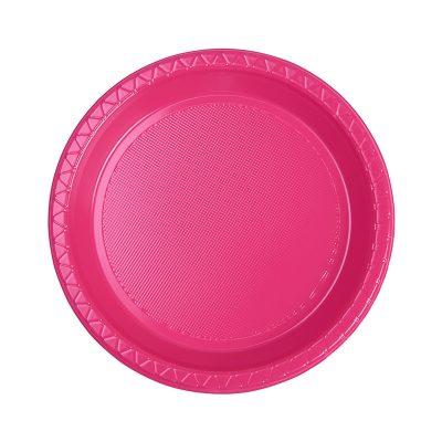 Snack Round Plate